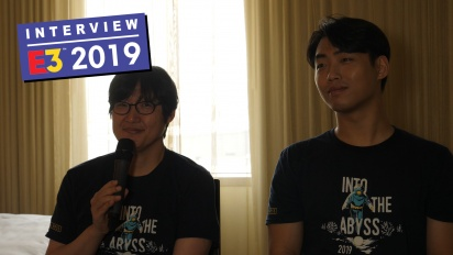 Black Desert - Kwangsam Kim and Yongmin Jo Interview