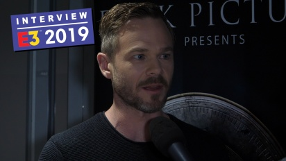 The Dark Pictures: Man of Medan - Tom Heaton and Shawn Ashmore Interview
