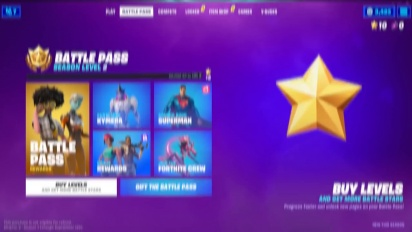 Fortnite - Battle Stars and the New Battle Pass