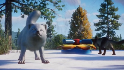 Planet Zoo - North America Animal Pack Launch Trailer