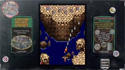 Capcom Arcade Cabinet - 1986 Pack Trailer