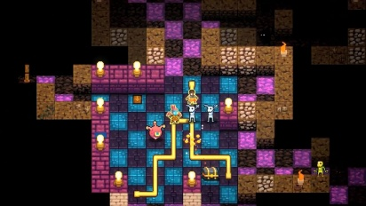 Crypt of the Necrodancer - Nintendo Switch Edition Trailer