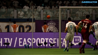 FIFA 18 - Champion's League Final 2018 Simulation