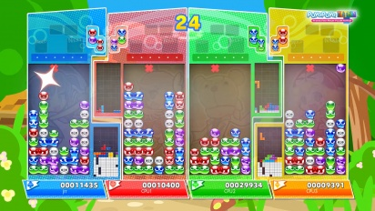 Puyo Puyo Tetris - Officiële Nintendo Switch Trailer