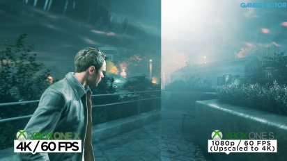 Quantum Break - 4K Video Comparison