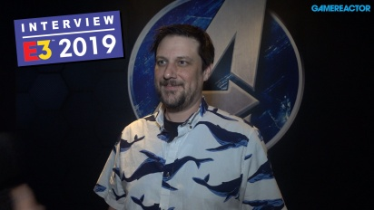 Marvel's Avengers - Noah Hughes Interview