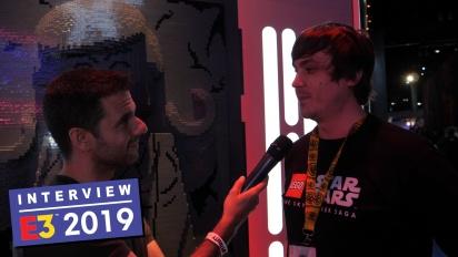 Lego Star Wars: The Skywalker Saga - James Burgon Interview