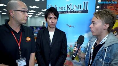 Ni No Kuni II: Revenant Kingdom - Stephen Akana & Shintaro Noda Interview