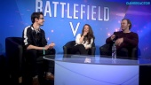 Battlefield V - Ryan McArthur and Nathalie Ek Interview