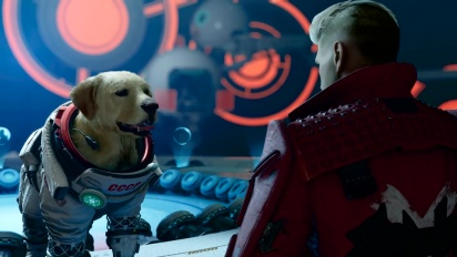 Marvel's Guardians of the Galaxy - Cosmo's Cinematic Trailer