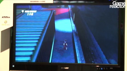 E3 10: Bakugan Battle Brawlers: Defenders of the Core gameplay