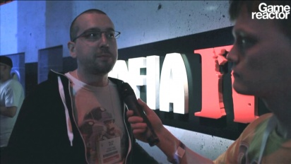 E3 10: Mafia II interview