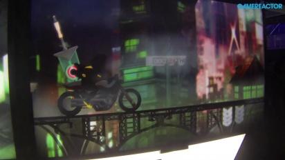 E3 13: Transistor - Gameplay