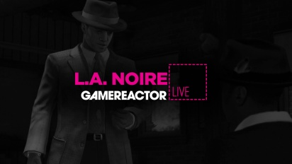 4K Livestream Replay - L.A. Noire on the Xbox One X