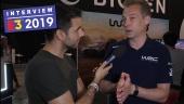 WRC 8 - Alain Jarniou Interview
