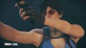 Rainbow Six Siege: Ash Tomb Raider Elite Set - New on the Six