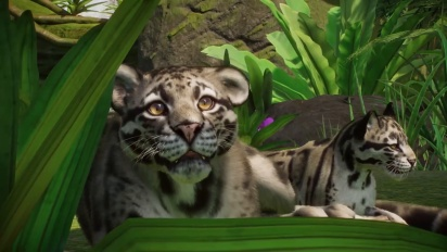 Planet Zoo - Southeast Asia Animal Pack Launch Trailer