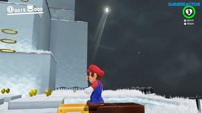 Super Mario Odyssey - Cap Kingdom Gameplay