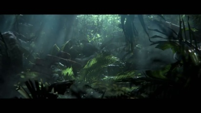 Shadow of the Tomb Raider - Making of Announcement Video