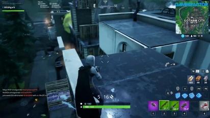 Fortnite X Batman - Gameplay