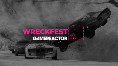 Wreckfest - Livestream Replay