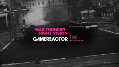 War Thunder - Night Vision - Livestream Replay