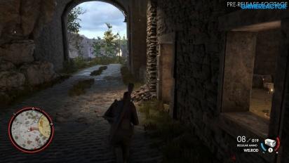 Sniper Elite 4 - Eerste Campaign Missie