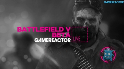 Battlefield V Open Beta - Livestream Replay