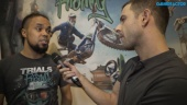 Trials Rising - Julius Fondem Interview