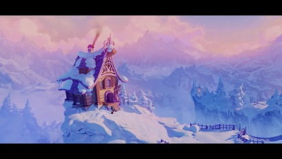 Trine 4: The Nightmare Prince - Announcement Trailer