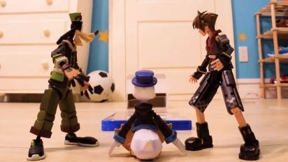 Kingdom Hearts III – Toy Box Trailer