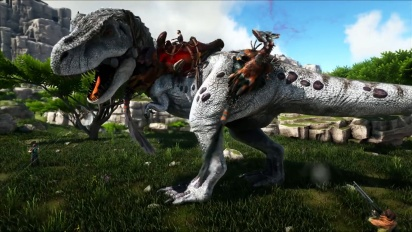 ARK: Survival Evolved - ARK: Valguero Expansion Trailer