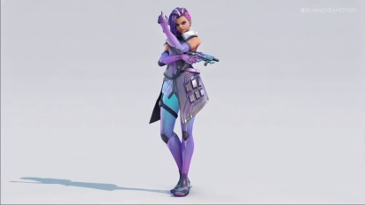 Overwatch 2 - New Characters Reskins Trailer