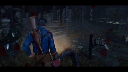 Evil Dead: The Game - Gameplay Overview Trailer