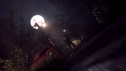 Friday the 13th: The Game - Announcement Trailer