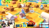 Mario + Rabbids Kingdom Battle - Co-op Gameplay