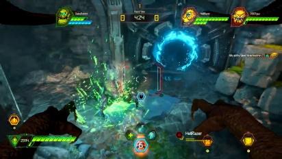 Doom Eternal - Battlemode Overview Trailer