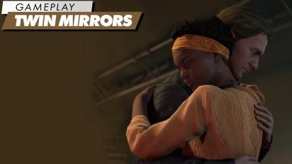 Twin Mirror - Gameplay