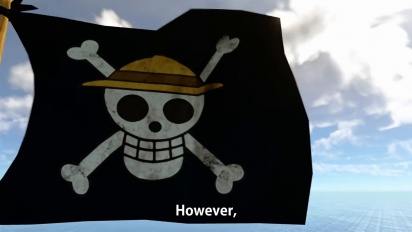 One Piece: World Seeker - Gameplay Trailer #1