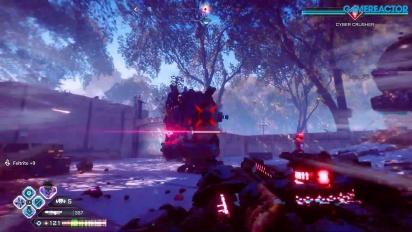Rage 2 - Greenhaven Ark Cyber Crusher Gameplay