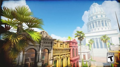 Overwatch - Escort Map Havana Trailer