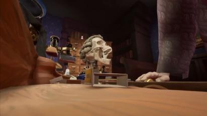 Metamorphosis - Teaser Trailer