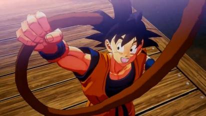 Dragon Ball Z: Kakarot - Story Teaser