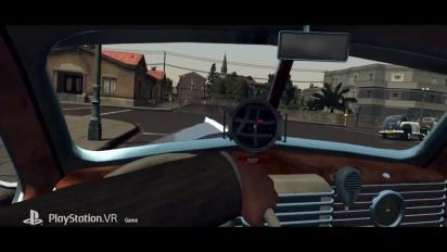 L.A. Noire: The VR Case Files Trailer