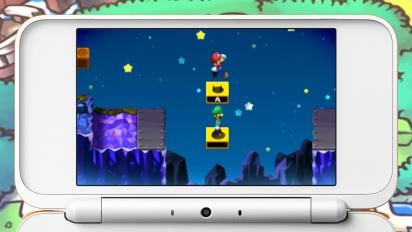 Mario Luigi - Superstar Saga + Bowser s Minions - Launch Trailer