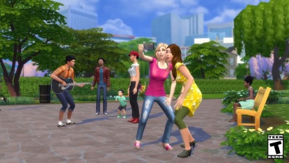 De Sims 4 - EA Access Trailer