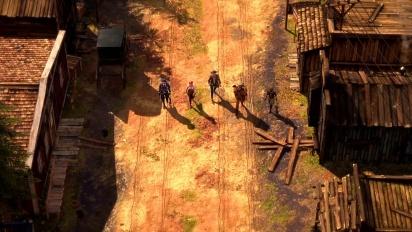 Desperados III - Isabelle Moreau Reveal Trailer