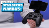 SteelSeries Nimbus Plus - Quick Look
