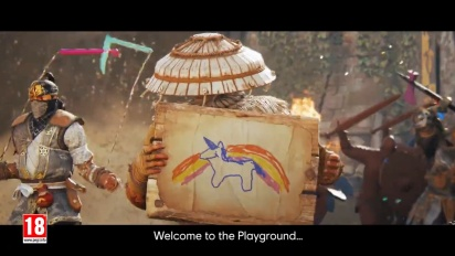 For Honor - April's Fool Playground Edition Trailer