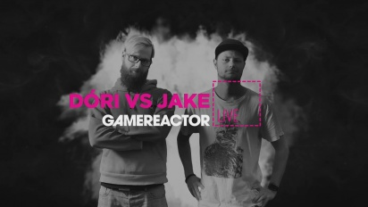 Jake vs. Dóri - Livestream Replay
